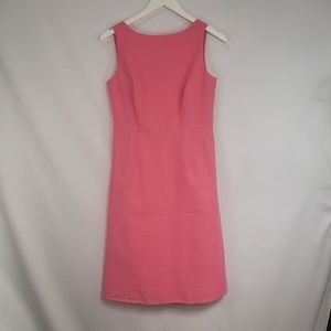 Isaac Mizrahi for Target Pink Fitted A-line Dress